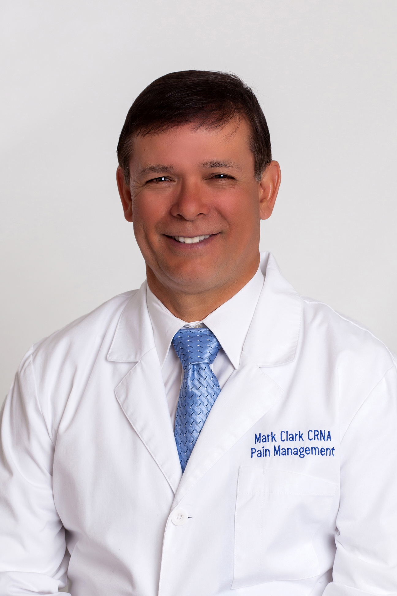 Photo of Mark Clark, CRNA